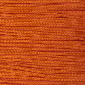 Schmuckkordel, 0, 5 mm 50 g / ca. 120 m, orange