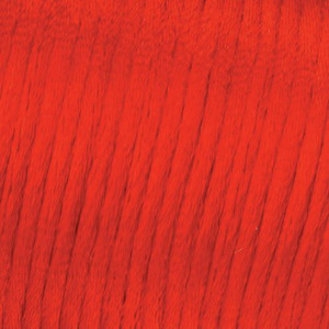 Flechtkordel Satin, 2 mm, 50 m, rot
