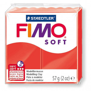 Fimo ® Soft 57 g, indischrot
