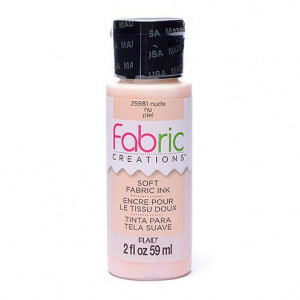 Fabric Creations™ Stempelfarbe, 59 ml, nude